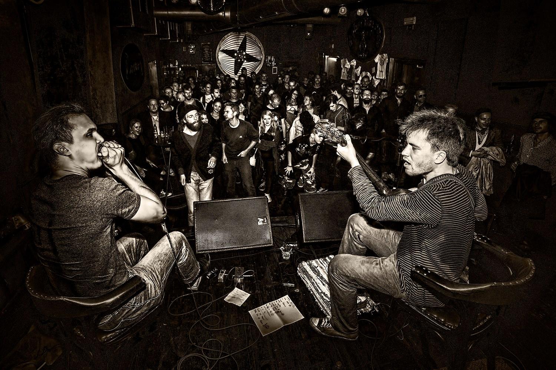 Samuel Blues & Miha Erič